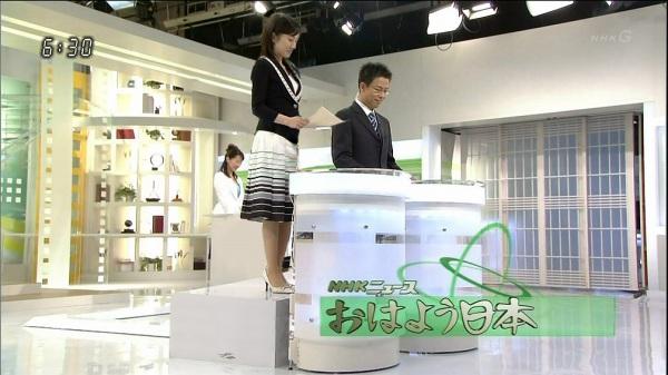 首藤奈知子 NHKアナウンサー