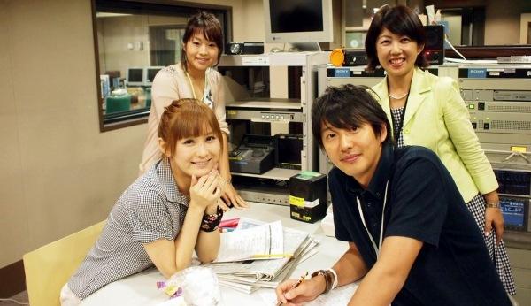 青井実(アナウンサー)家族