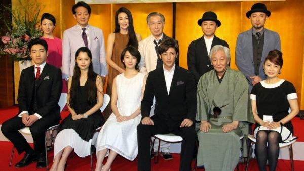 NHKの連続テレビ小説「あさが来た」