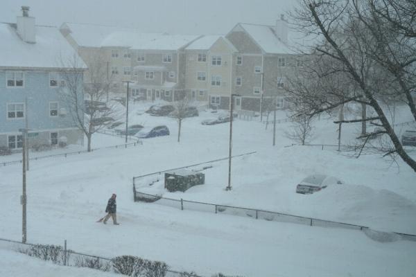 効率の良い雪かきの簡単な方法やコツ