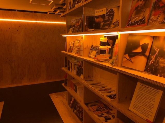 泊まれる本屋 BOOK AND BED TOKYOの体験レビュー