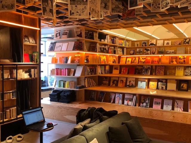 泊まれる本屋のレビュー感想