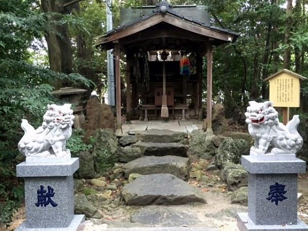 氣比神宮 猿田彦神社